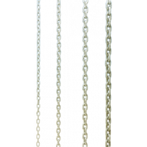 Verzinkte Ankerkette DIN766, 10mm, Bündle 50m ( Preis pro meter )