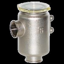 allpa Nickel-beschichtetes Bronze Kühlwasserfilter mit NIRO 316 Filter