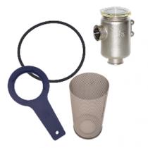 Einzelteile für Kühlwasserfilter 001160