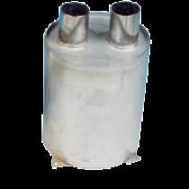 allpa NIRO Wassersammler, Vertikal Volum 4,6 l