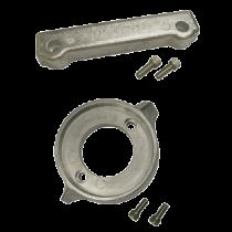 Aluminium Anode Kit Navalloy, Volvo 280