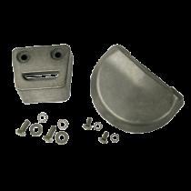 Aluminium Anode Kit Navalloy, Volvo SX