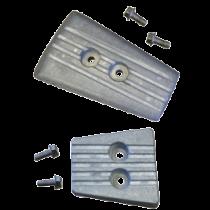 Aluminium Anode Kit Navalloy, Volvo SX-A / DPS