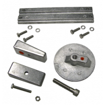 Aluminium Anode Kit Navalloy, Verado 4/ Optimax