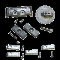 Aluminium Anode Kit Navalloy Verado 6