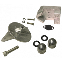 Aluminium Anode Kit Navalloy Alpha 1 Gen 1 (No Power)