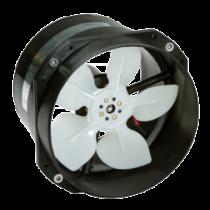 Motorraum Ventilator, 12V, 6,0A, 750m³/Std., Schotmontage, RINA-Zertifiziert