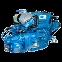 Solé SM-82 Schiffsdiesel mit hydraulischem Wendegetriebe