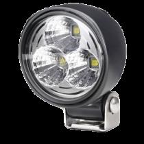 Hella Modell 70 Suchscheinwerfer, LED 2100 lumen, Breitstrahlende Lins, Schwarz