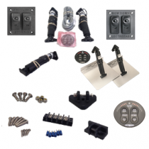 Lose Teile elektrische Trimmklappe System