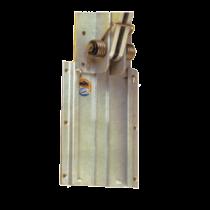 Aluminium Montageplatte um Aussenbordmotorhalterung abnehmbar zu machen, für O0500360 / O0500420