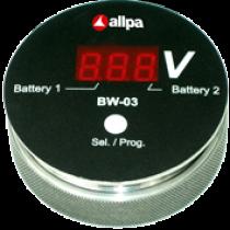 """allpa Batterie Kontrollmonitor Modell """"BW-03"""""""