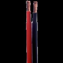 allpa Batteriekabel, 25mm², schwarz