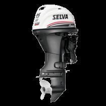 Selva Aussenborder Aruana EFI 15 PS XS 4-T. Typ E.ST.L.PT.  Elektrostart