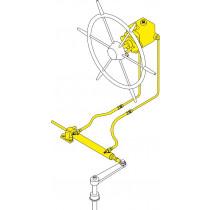 SeaStar / Capilano Hydraulische Innenbord Steuerung System-6 / 151kgm