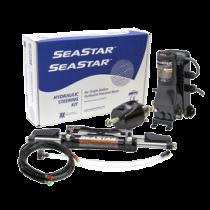 SeaStar Hydraulisches Steuersystem inkl. Power Assist für Außenborder bis 350PS