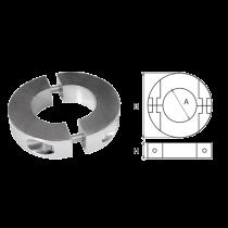 Aluminium Wellenanoden, ringförmig