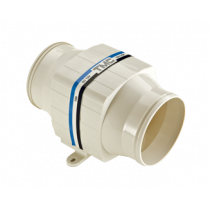 Motorraum Ventilator, 12V, 4,5A, 207m³/Std., Inline Ventilator
