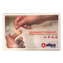 """allpa Erste-Hilfe-Kasten Typ """"Klein"""", für Auto / Boot / Wohnmobil"""