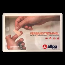 """allpa Erste-Hilfe-Kasten Typ """"A"""", Extra Inhalt"""