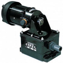 allpa Membranpumpe IDREX S40, mit PVC Gehäuse