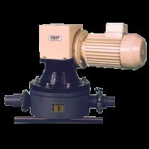 allpa Membranpumpe PVM 1R, mit PVC Gehäuse