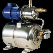 allpa Druckwassersystem INOX 950