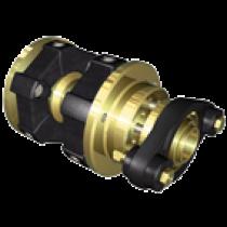 Centaflex Elastische Kupplung für Propellerwellen, Serie AGM mit Staudrucklager