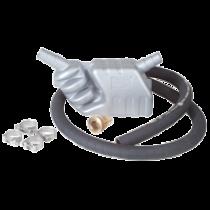 allpa Auspruffsatz für Paguro / Gamba Stromerzeuger