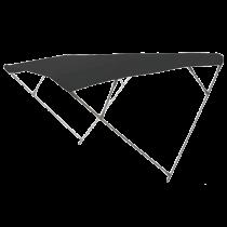 "Aluminium Sonnen-Top Modell WILMA"", 4 Streben"