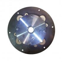 Dämpferplatte Kunststoff für Tmc Ø276mm, 26-T, 270Nm, 33°