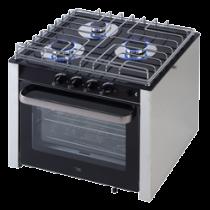 allpa NIRO Einbau-Ofen mit 3-Brennern
