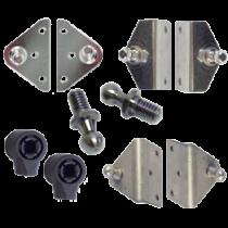 Ersatzteile allpa NAUTALIFT™ Gasfeder Teleskopisch