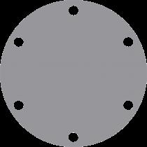 Johnson Pump Bronze Deckel für Pumpe F35 ( ersetzt Jabsco AL6-200 )