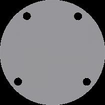 Johnson Pump Bronze Deckel für Pumpe F35 ( ersetzt Jabsco 29305 )