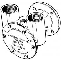 Johnson Pump selbstansaugende Bronze Kühlwasser-Impellerpumpen F5B-9