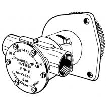 Johnson Pump selbstansaugende Bronze Kühlwasser-Impellerpumpen F7B-9
