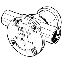 Johnson Pump selbstansaugende Bronze Kühlwasser-Impellerpumpen F35B-9
