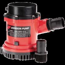Johnson Pump L-serie Bilgepumpe mit Rückschlagventil
