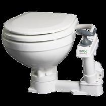 Johnson Pump AquaT Toiletten mit manueller Pumpe ( Soft-Close )