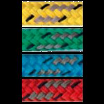 allpa allcord-19 Doppelt geflochtene Schotleine Full Color