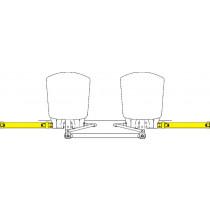 SeaStar Outboard Tie Bar Kit