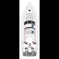 Onderdelen KE-4+ Series, inboard style