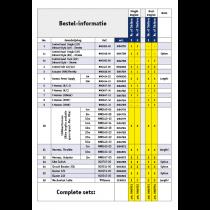 KE-6+ Elektronische Motorbedienung für Innenborder -SATZ-