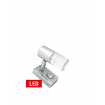 NIRO LED Wand-Leselampe dimmbar
