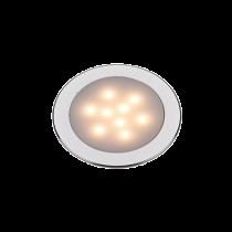 allpa LED Deckenleuchte, Ø55 mm, 12V, 3W, warm White LED