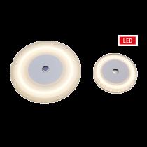 allpa LED Deckenleuchte, 10-30VDC