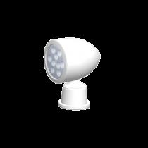 LED Suchscheinwerfer mit Fernbedienung