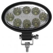 allpa LED Deckscheinwerfer und Salingleuchte