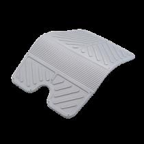 Heckspiegelschutzplatte ( wird über den Spiegel gefaltet ), Grau